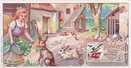 CHROMOS BASSE COUR N°5 CHOCOLAT TOBLER - Altri