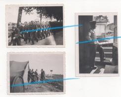 WW2 Allemands Luftwaffe Sect Verneuil-sur-Avre EVREUX Eure Normandie 1940 ! - 1939-45