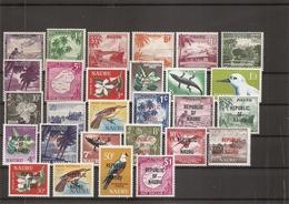 Nauru ( Lot De Timbres Divers Différents XXX -MNH) - Nauru