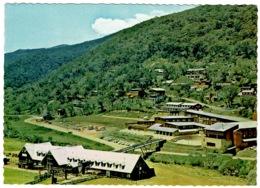 Ref 1260 - Postcard - Thredbo Village - Snowy Mountains - New South Wales Australia - Australia