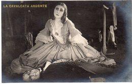 La  Cavalcata  Ardente  ,  Film Del 1925 - Actors
