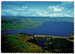 Ref 1260 - Postcard - Hume Weir & Lake Hume - New South Wales Australia - Australie
