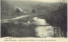 AUBY Sur Semois - Bertrix - La Vallée Des Alleines Et La Vieille Forge Des Hayons - D.V.D. 10.054 - Bertrix