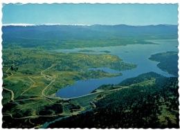 Ref 1260 - Postcard - Snowy Mountains With Eucumbene Dam - New South Wales Australia - Australia