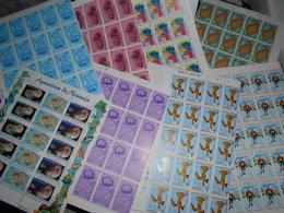 Collection, Maldives , Seychelles, Nouvelle Caledonie 325 Timbres Neufs - Collections (sans Albums)
