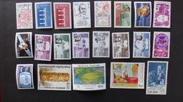 FRANCE - Année 1984 - 46 Timbres ** Neufs Sans Charnière Différents - Vrac (max 999 Timbres)