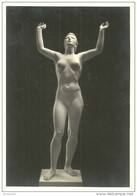 ARNO BREKER    EOS   Film   Foto   Verlag   Berlin SW 68      Photo Charlotte Rohrbach  FEMME NUE - Sculptures