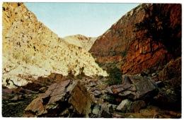 Ref 1260 - Postcard - Ormiston Gorge - Northern Territory Australia - Australia