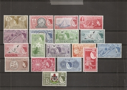 Bermudes ( 133/148 XXX -MNH Sauf 145/146 X -MH) - Bermudes