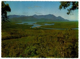 Ref 1260 - Postcard - View Of Hinchinbrook Island From Cardwell - Queensland Australia - Australia