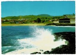 Ref 1260 - Postcard - Surfing Beach & Club House Kiama - New South Wales - Australia - Australia