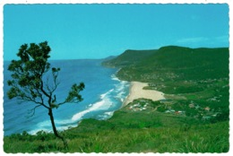 Ref 1260 - Postcard - Stanwell Park From Bald Hill - New South Wales - Australia - Australia