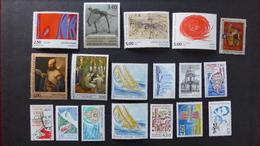 FRANCE - Année 1993 - 46 Timbres ** Neufs Sans Charnière Différents - Stamps