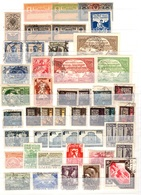 Russie Belle Collection D'anciens Neufs Et Oblitérés 1921/1941. Bonnes Valeurs. B/TB. A Saisir! - 1923-1991 URSS