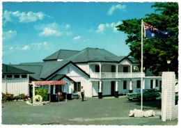 Ref 1260 - Postcard - Swan Motor Inn - Overlooking Oyster Bay At Swansea Tasmania Australia - Australie