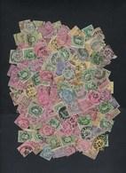 LOT LEOPOLD II  Gestempeld (circa 200 Zegels) In Variërende Staat , Zie Ook Scan  ; Inzet Aan 1 Euro  ! LOT 161 - Belgique