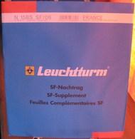 Leuchtturm - JEU FRANCE BLOCS SOUVENIRS PHIL. 2006 SF (Avec Pochettes) - Fogli Prestampati