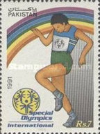 USED  STAMPS Pakistan - Pakistan Participation In Special Olympic Games - 1991 - Pakistan