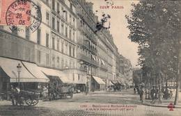 75 1280 PARIS Boulevard Richard Lenoir - France