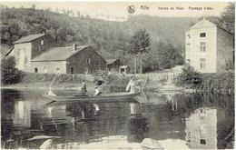 ALLE - Vresse-sur-Semois - Ferme De Hour - Passage D' Eau - Cachet En Ligne Graide - Vresse-sur-Semois