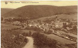 ALLE - Vresse-sur-Semois - Panorama Pris De Dame Blanche - Edit. Hôtel Hoffann - Vresse-sur-Semois