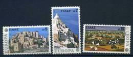 1977 Grecia, Europa , Serie Completa Nuova (**) - Grèce