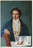 41463 Bulgaria, Maximum  2001,  Music Opera Composer  Vincenzo Bellini - Musique