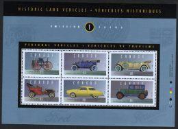 CANADA 1993 SCOTT 1490a-f Value US $7.50 - Blocks & Kleinbögen
