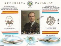 Paraguay Hb Michel 356 Muestra - Paraguay
