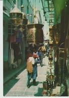 CP - PHOTO - RÉPUBLIQUE TUNISIENNE - TUNIS - LES SOUKS - EDICHEM - H. ISMAIL - 1026 - Túnez