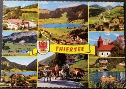 Ak Österreich - Tirol - Thiersee - Ortansichten - Österreich