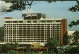 SINGAPORE - IMPERIAL HOTEL - VINTAGE POSTCARD  (BG2007) - Singapore