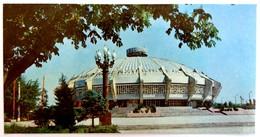 #7  The Circus In TASHKENT - TAJIKISTAN - Postcard 1980 - Tajikistan