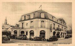 SENLIS HOTEL DU GRAND CERF - Senlis