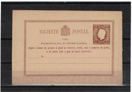 CTN55 - PORTUGAL CP EP NEUF - Ganzsachen