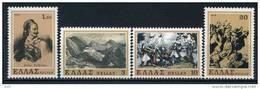 1979 Grecia, Battaglia Dei Soulioti , Serie Completa Nuova (**) - Grèce