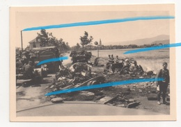WW2 Convoi Français Anéanti Par Allemands Pdt Combats Sect Montier-en-Der Haute Marne 1940 ! - 1939-45