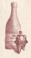 Menu  Bourgogne MORIN / 21 Nuits St Georges - Menus