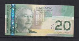 CANADA-20-DOLLARS-CIRCULATED-SEE-SCAN - Canada
