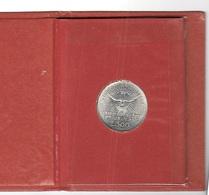 VATICANO SEDE VACANTE - 1963 - L. 500 Argento FDC , Con Astuccio Originale - Vatican