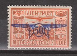 Nederlands Indie Dutch Indies Luchtpost 17 MLH ; Flugzeug, Avion, Vliegtuig, Aeroplane, Airplane 1932 - Vliegtuigen