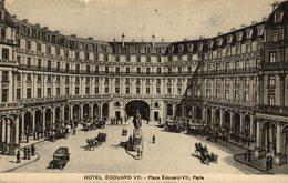 - 75 HOTEL EDOUARD VII - PLACE EDOUARD VII, PARIS - Pubs, Hotels, Restaurants