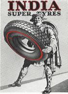 BUVARD PNEU INDIA SUPER TYRES - Automobile