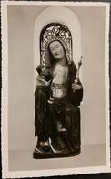 Ak Deutschland - Daun / Eifel - Pfarrkirche,church,Eglise -  Alte Madonna - Virgen Mary & Madonnas
