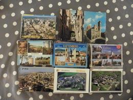 LOT   DE    248  CARTES POSTALES    ETRANGERES - Cartes Postales