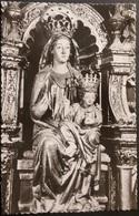 Ak Spanien - Toledo - Kathedrale ,Kirche,church,Eglise -  Madonna - Virgen Mary & Madonnas