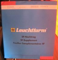 Leuchtturm - JEU FRANCE 2004 SF (Avec Pochettes) - Albums & Reliures
