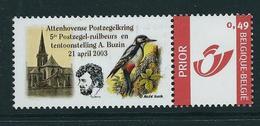 Duostamps Buzin  Du 21/04/2003   (**) - 1985-.. Oiseaux (Buzin)