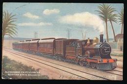 ALEXANDRIA  CAIRO EXPRESS - Eisenbahnen