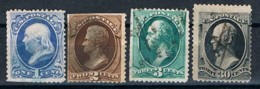 USA, 1873, Used - Used Stamps